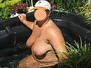 Bbw and plumper flashing amateur adults outdoor porno pictures