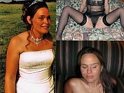 Juicy amateur wives and MILFs getting big facial cumshots