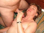 Old Chubby mature showing her pussy and boobs Hardcore