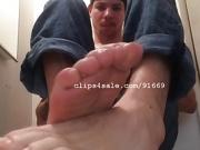 Foot Fetish - Devon Feet Video 1