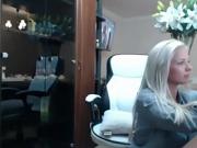 Novice Porno Show With A Pretty Good Big Boobs Camgirl
