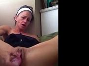 Beautiful orgasm