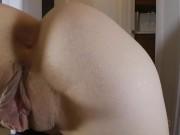Big Pussy Lips Masturbation