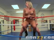 Brazzers - Jessica Lynn & Jordan Ash - Buzzonga Boxing