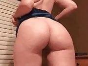 Miranda's nice butt