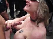 Folsom Street Public Handjob