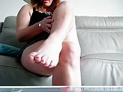 Foot Fetish - Feet care - Mimilacoquine on Vends-ta-culotte